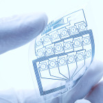 medical device design with flexible electronics