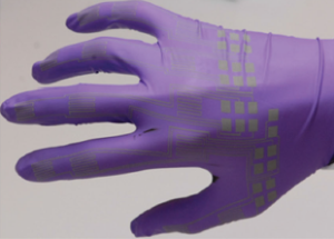 printed electronics medical device