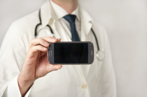 smartphone medical device